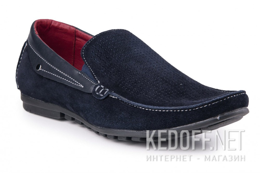Shoes Forester 1610-320 SYN Suede-R