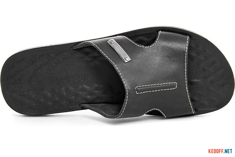 Slippers Forester 022-4306-27 Black
