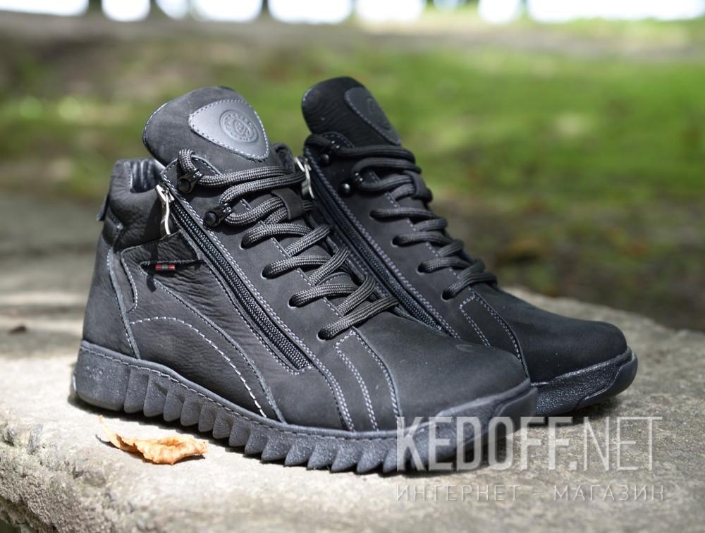 Цены на Мужские ботинки Forester 255-127