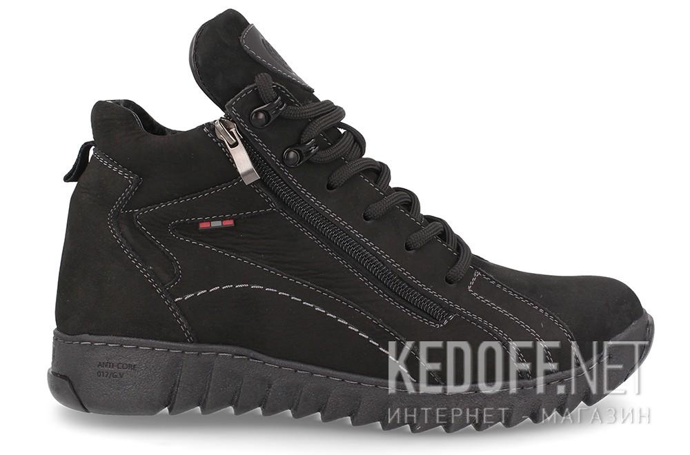 Мужские ботинки Forester 255-127  купить Украина