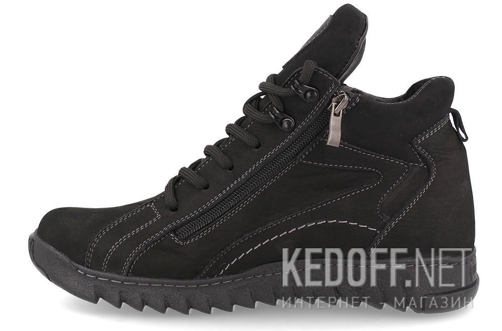 Мужские ботинки Forester 255-127  купить Киев