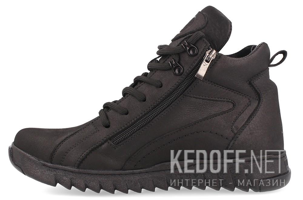 Мужские комфорт Forester 255-27   (чёрный) купить Киев