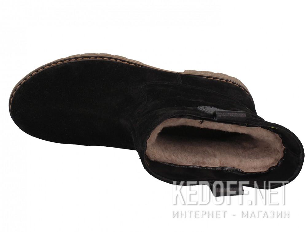 Оригинальные Женские ботинки Forester 3057-27    (чёрный)