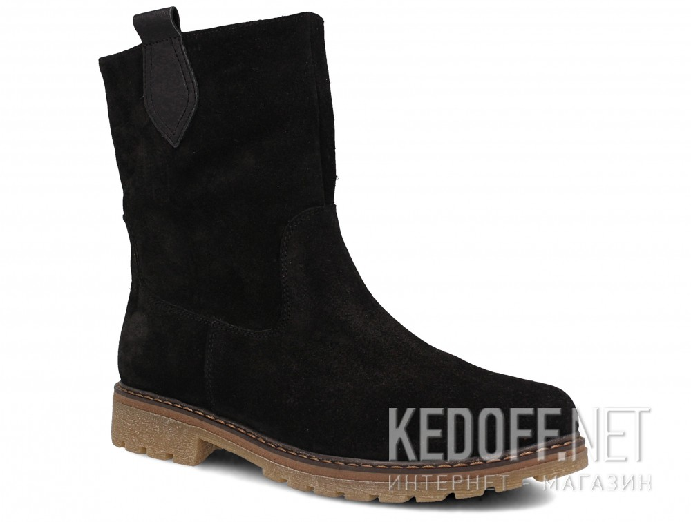 Купить Женские ботинки Forester 3057-27    (чёрный)