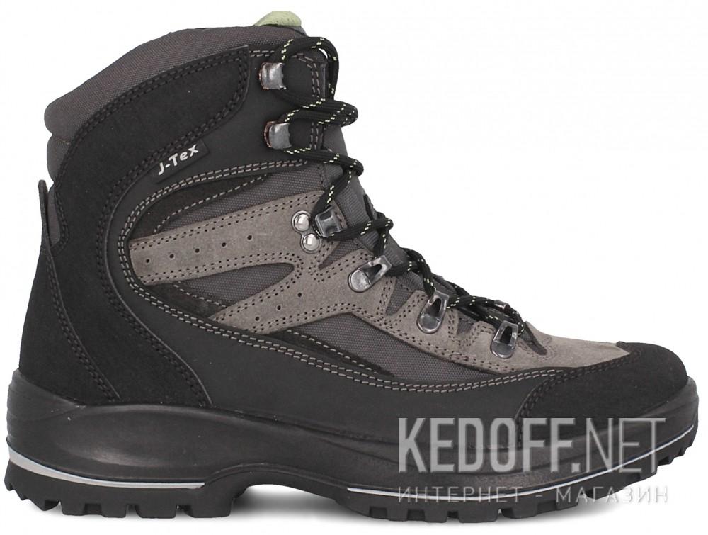 Ботинки Forester 3221-V54 унисекс   (чёрный/серый) купить Украина