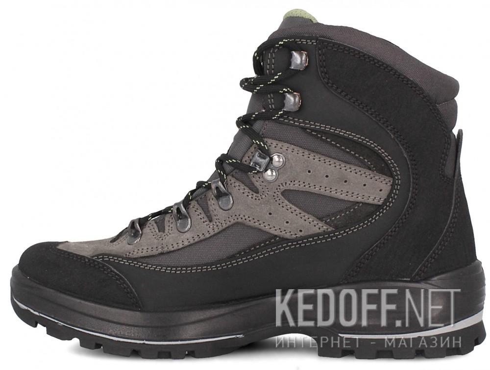 Ботинки Forester 3221-V54 унисекс   (чёрный/серый) купить Киев