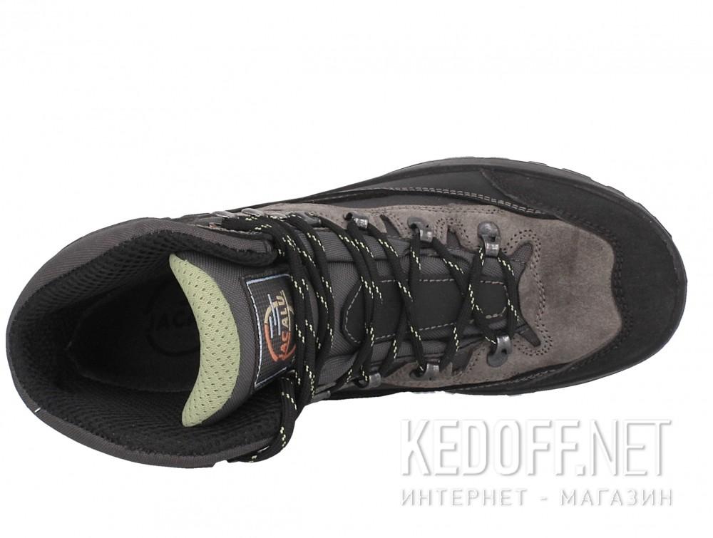 Оригинальные Ботинки Forester 3221-V54 унисекс   (чёрный/серый)
