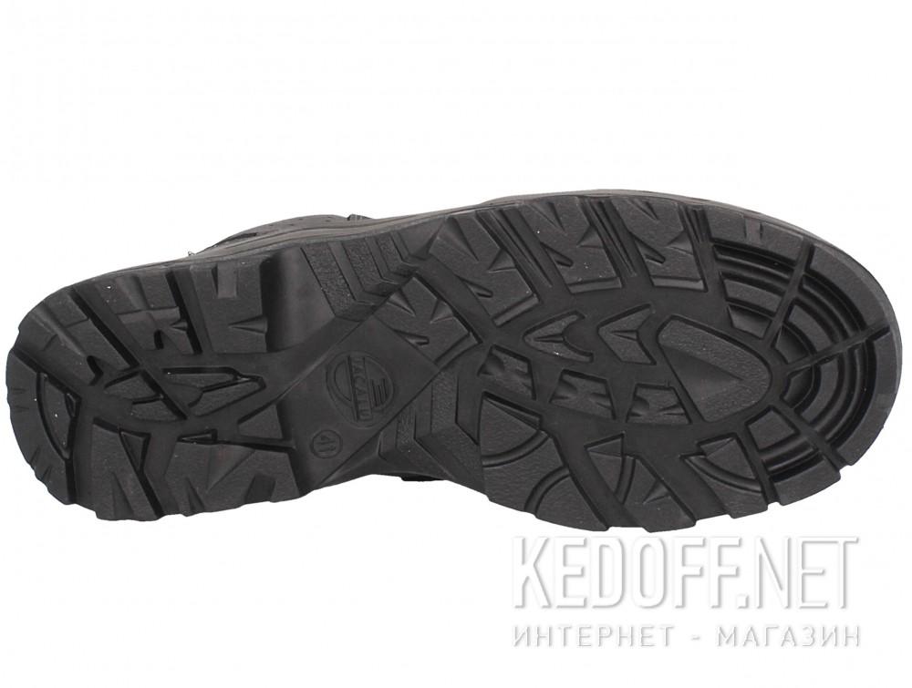 Ботинки Forester 3221-V54 унисекс   (чёрный/серый) описание