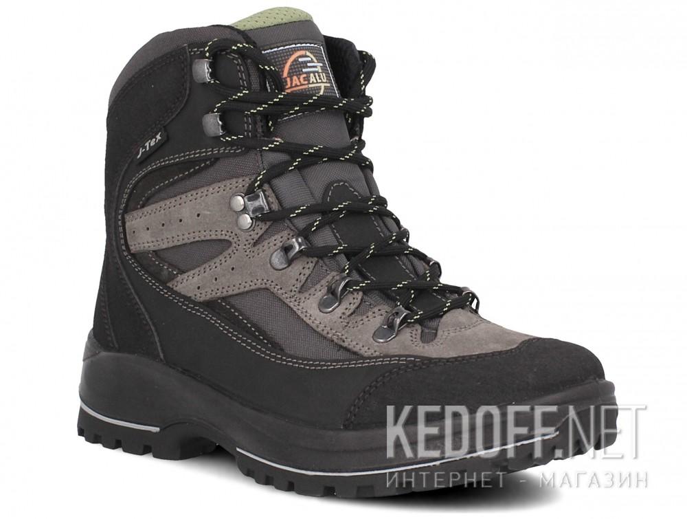 Купить Ботинки Forester 3221-V54 унисекс   (чёрный/серый)