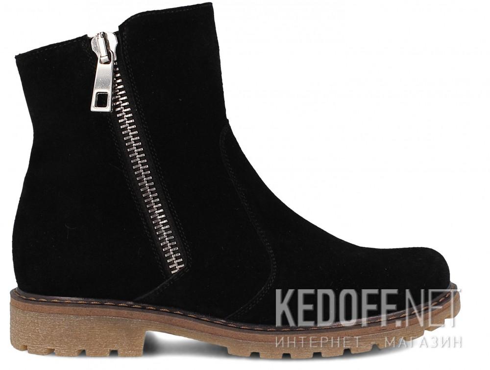 Женские ботинки Forester Martinez Zip Fleece 3237-27   купить Украина