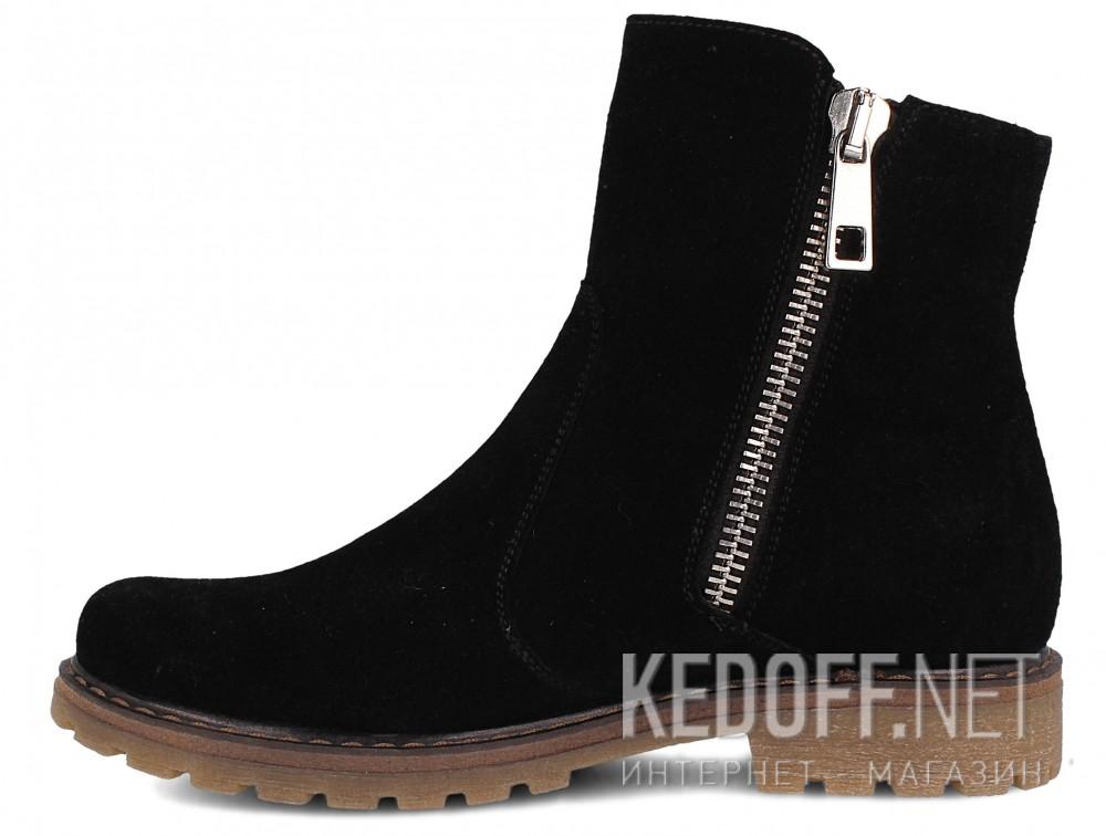 Женские ботинки Forester Martinez Zip Fleece 3237-27   купить Киев