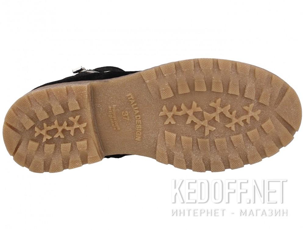 Женские ботинки Forester Martinez Zip Fleece 3237-27   описание