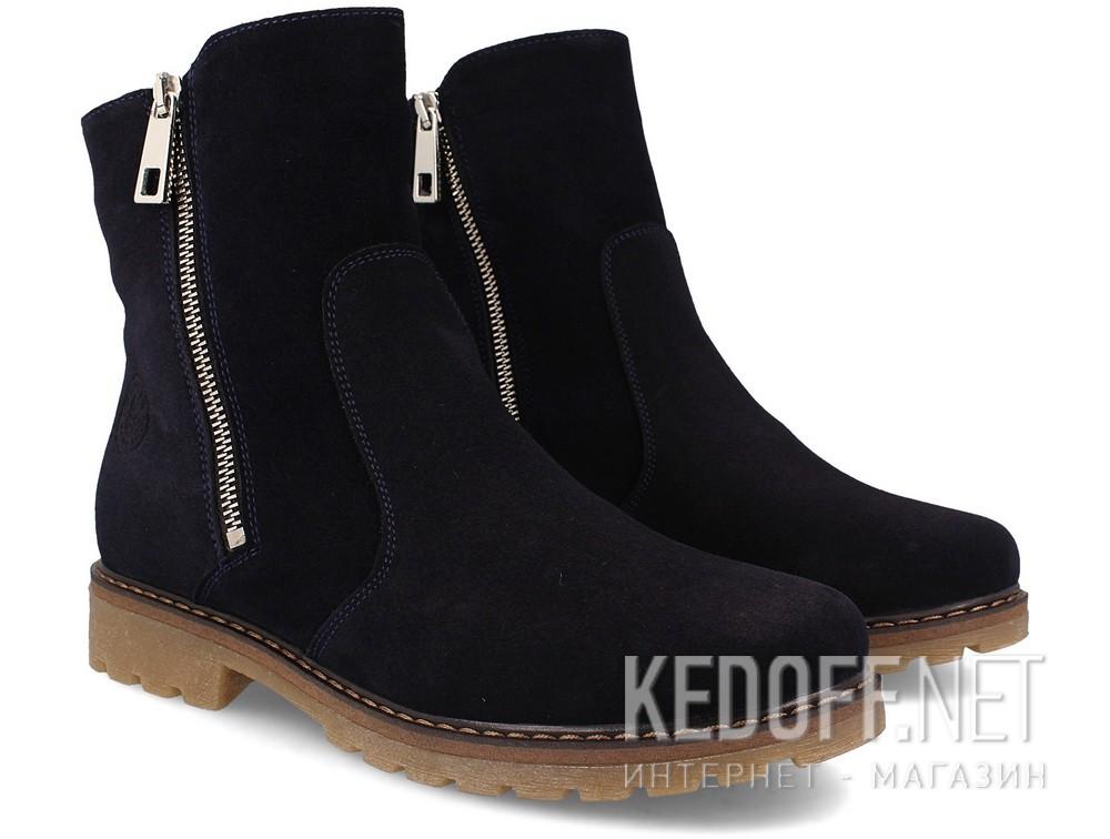Женские ботинки Forester Martinez Zip 3238-061089 купить Украина