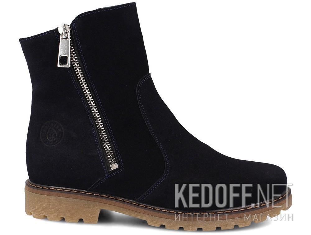 Женские ботинки Forester Martinez Zip 3238-061089 купить Киев