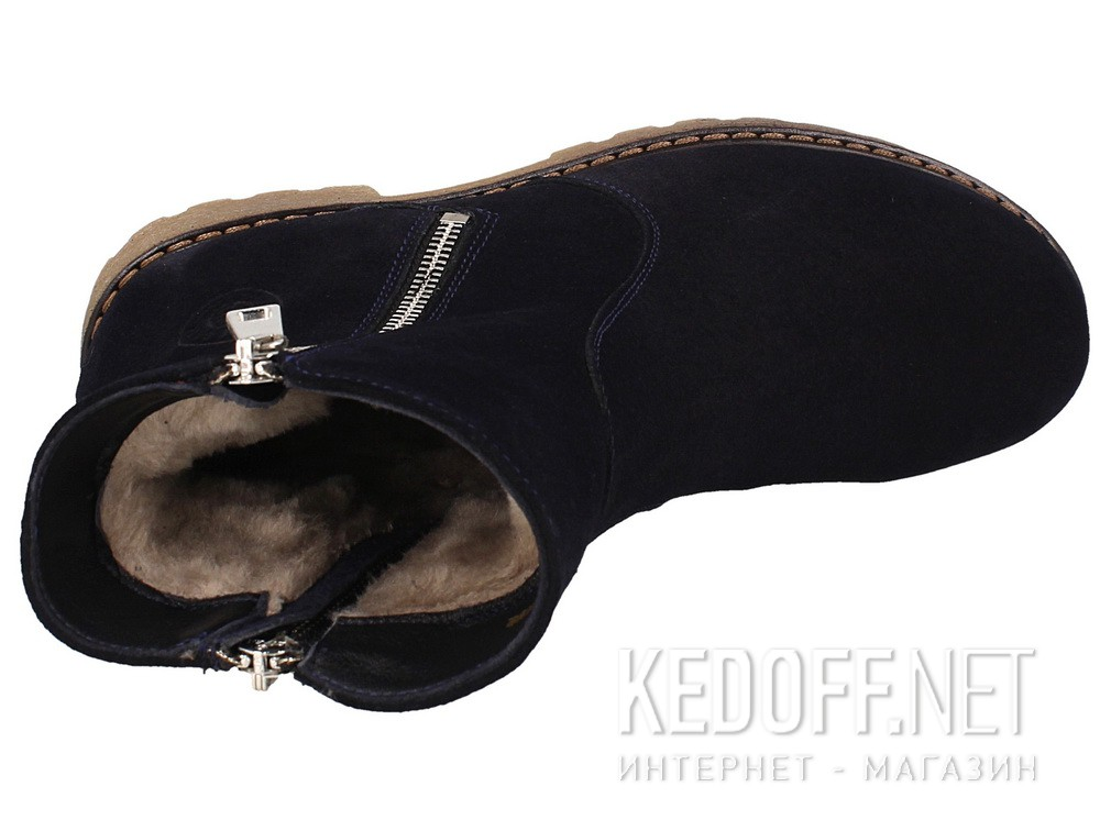 Женские ботинки Forester Martinez Zip 3238-061089 описание