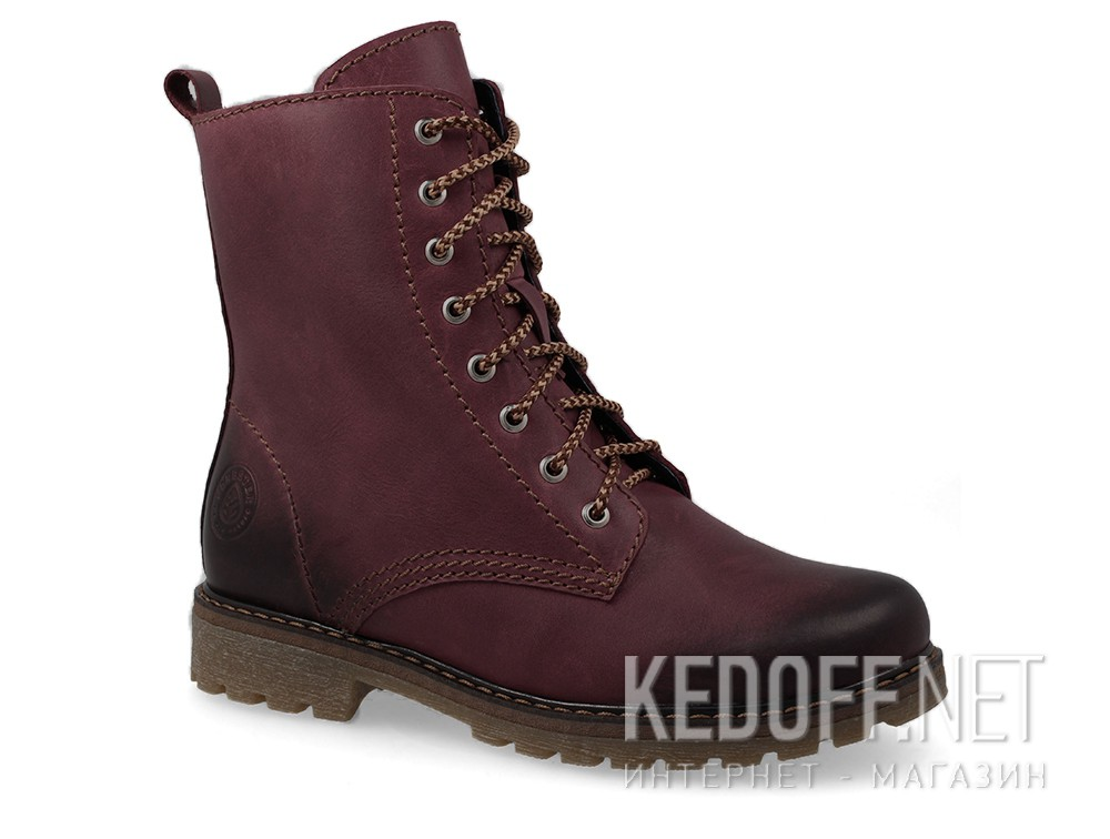 Winter boots Forester Marsala Krazy 3551-48 With fur
