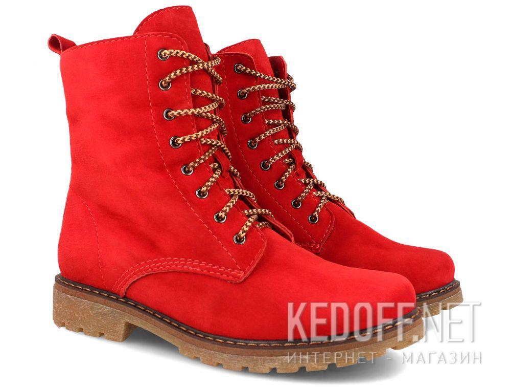 Ботинки Forester Lady in Red 3552-47 купить Украина
