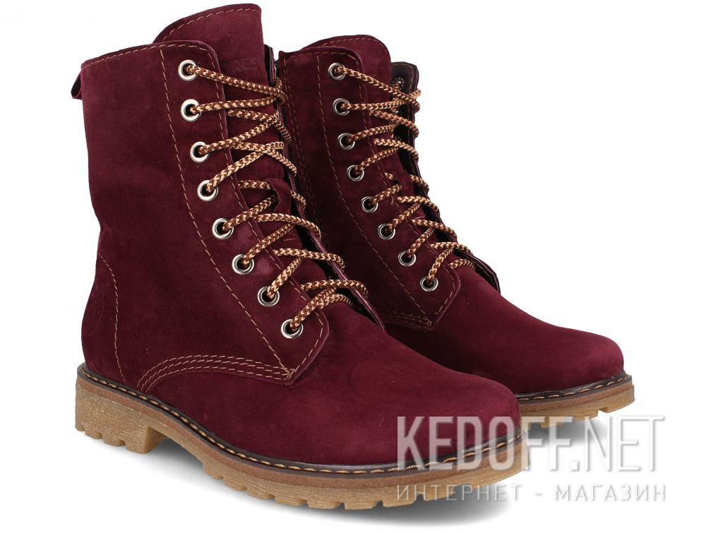 Ботиночки Forester Marsala 3558-24 купить Украина