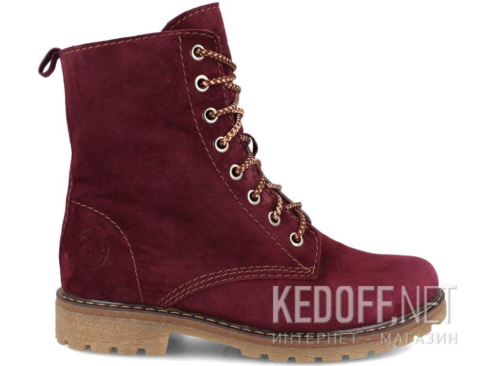 Ботиночки Forester Marsala 3558-24 купить Киев