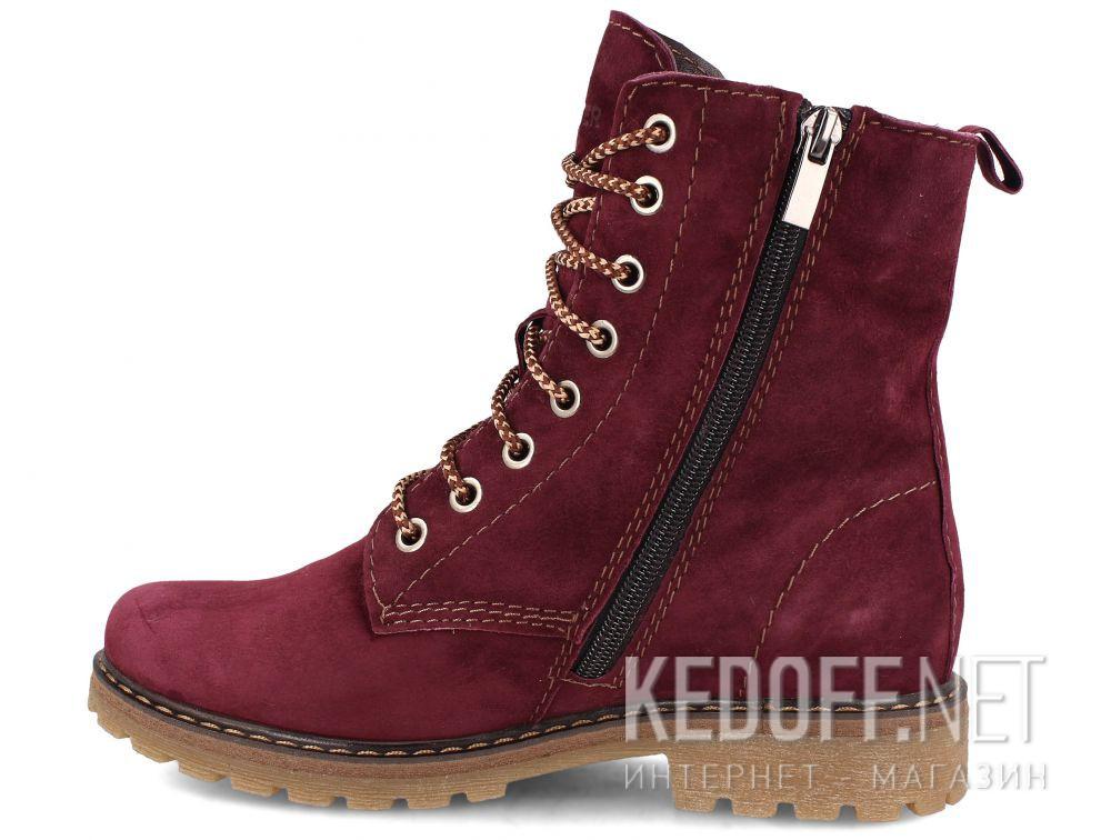 Оригинальные Ботиночки Forester Marsala 3558-24