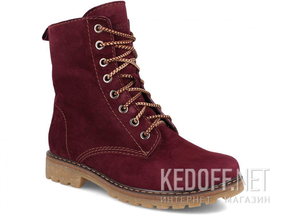 Купить Ботиночки Forester Marsala 3558-24