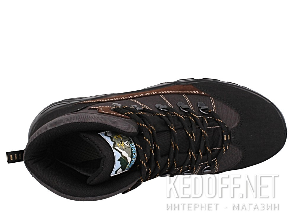 Мужские ботинки Forester 3604-171  описание