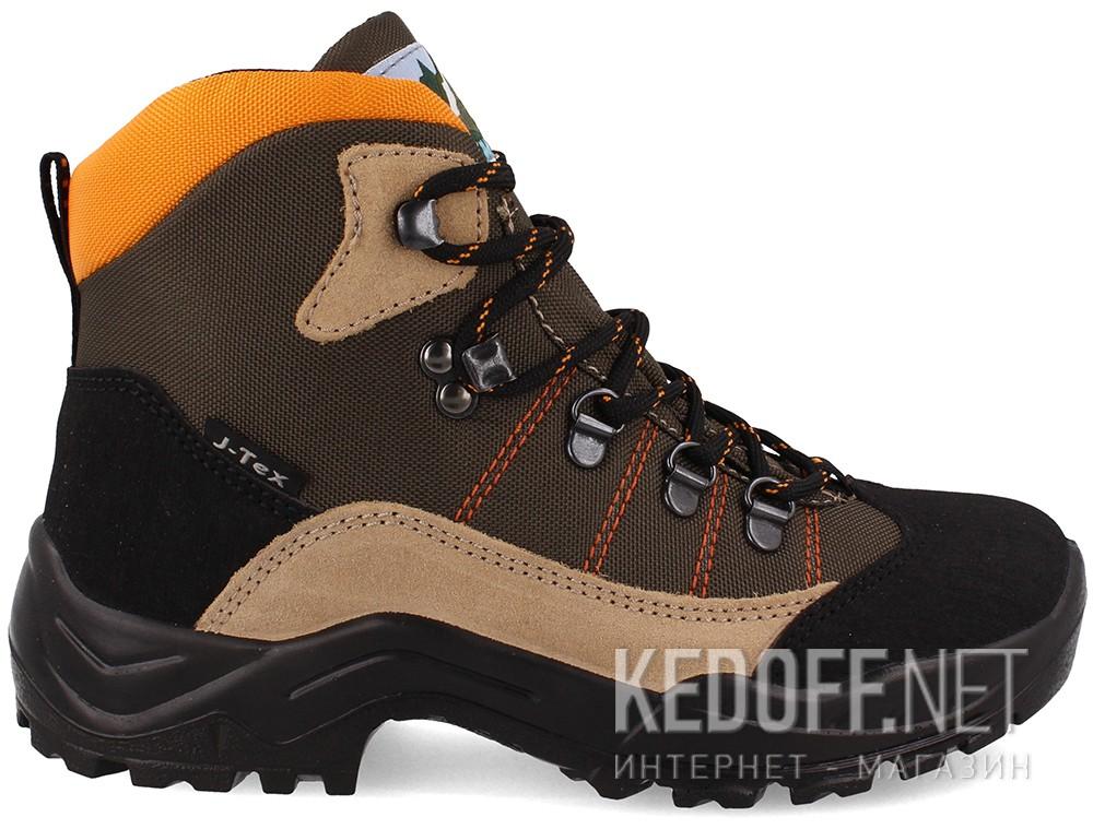 Ботинки Forester 3604-187 купить Украина