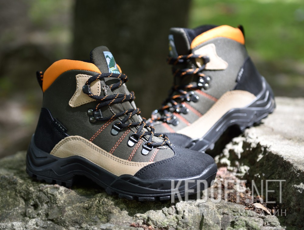 Цены на Ботинки Forester 3604-187