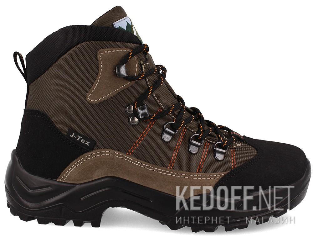 Ботинки Forester Tex 3604-193 унисекс   (хаки/чёрный) купить Украина