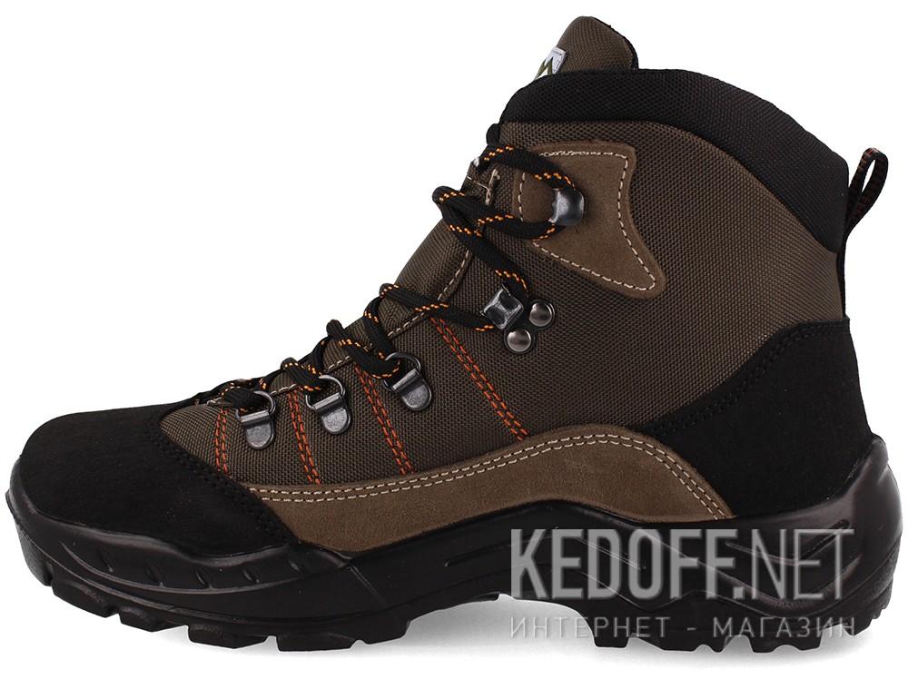 Ботинки Forester Tex 3604-193 унисекс   (хаки/чёрный) купить Киев