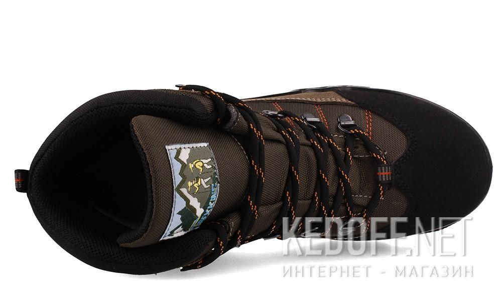 Оригинальные Ботинки Forester Tex 3604-193 унисекс   (хаки/чёрный)