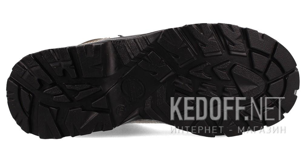 Ботинки Forester Tex 3604-193 унисекс   (хаки/чёрный) описание