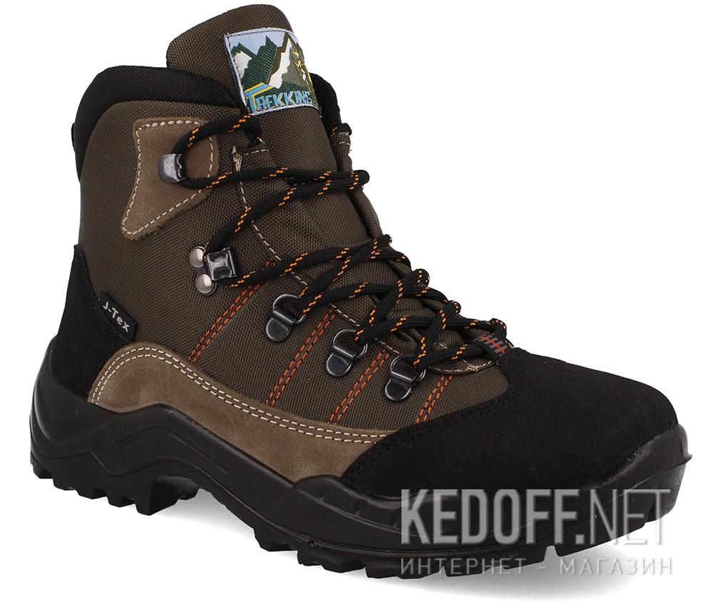 Купить Ботинки Forester Tex 3604-193 унисекс   (хаки/чёрный)
