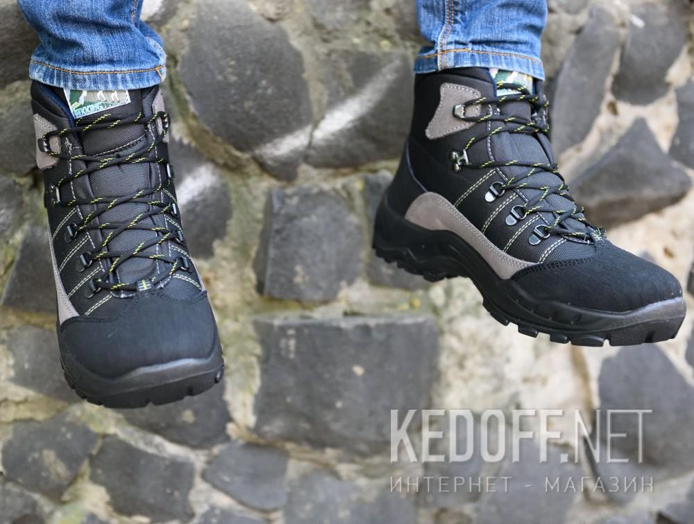 Цены на Мужские треккинговые ботинки Forester 3604-195