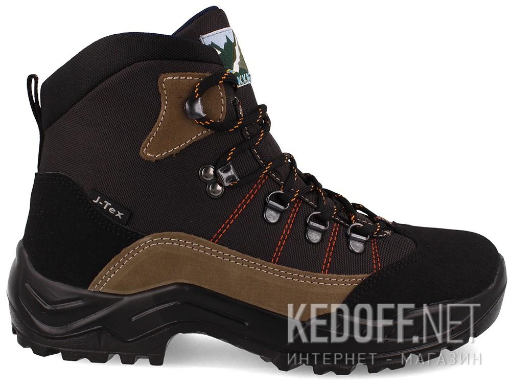 Треккинговые ботинки Forester 3604-196  купить Украина