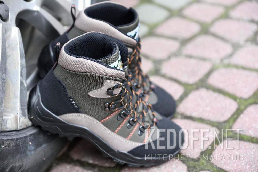 Цены на Треккинговые ботинки Forester 3604-196