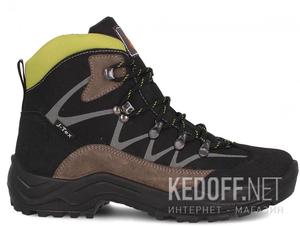 Ботинки Forester 3696-V31 унисекс   (чёрный/серый) купить Украина