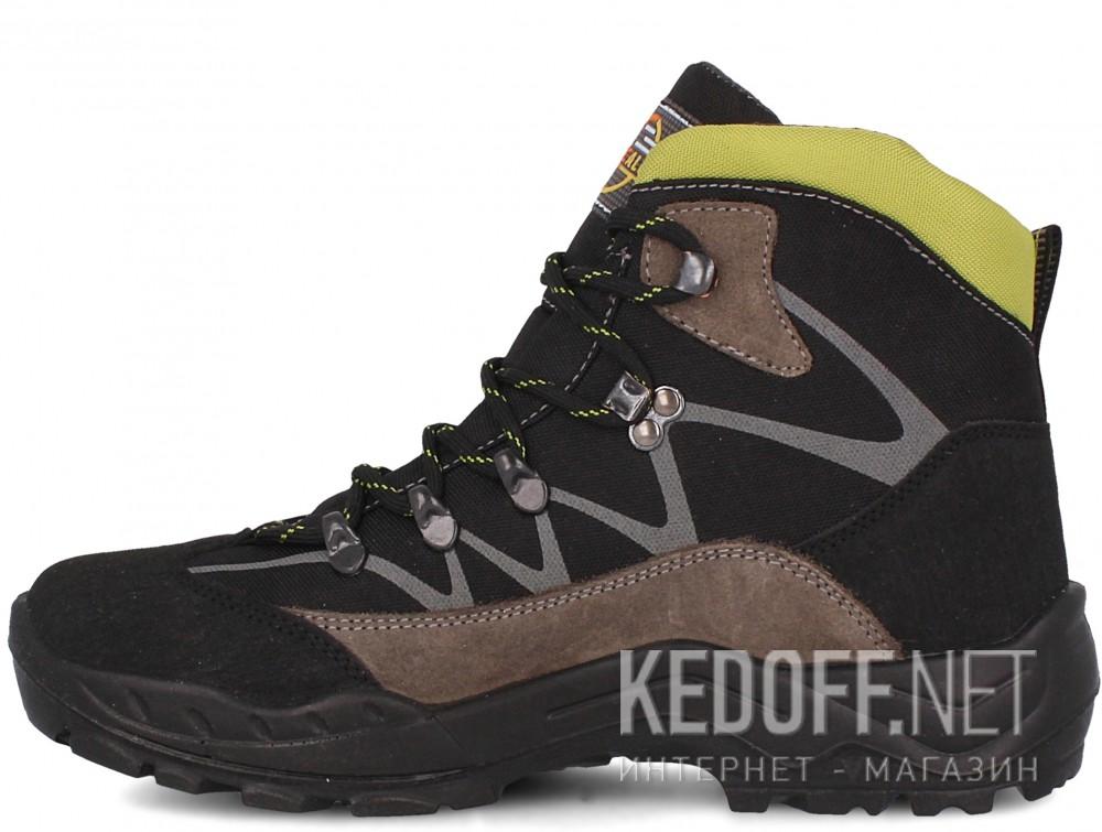 Ботинки Forester 3696-V31 унисекс   (чёрный/серый) купить Киев