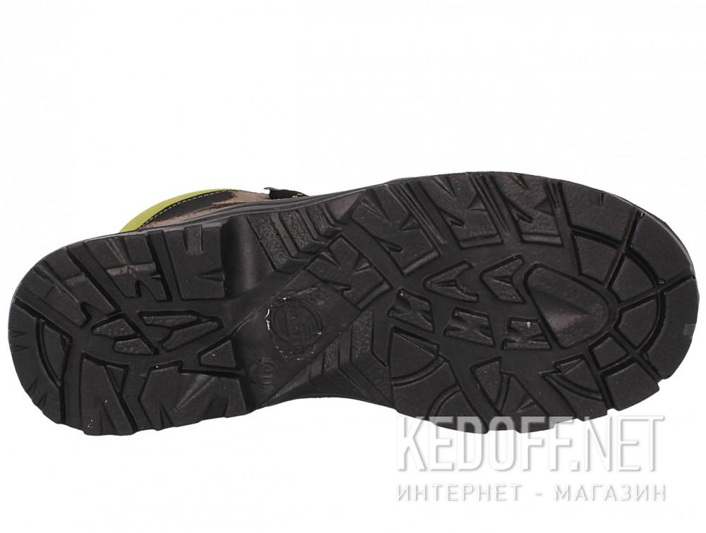 Ботинки Forester 3696-V31 унисекс   (чёрный/серый) описание