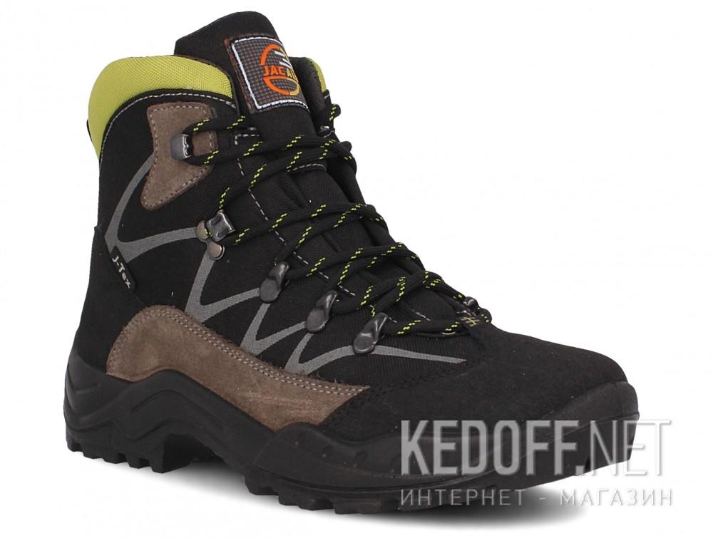 Купить Ботинки Forester 3696-V31 унисекс   (чёрный/серый)