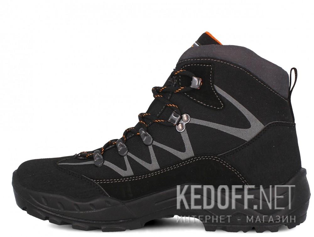 Мужские ботинки Forester 3696-V32   (чёрный) купить Киев