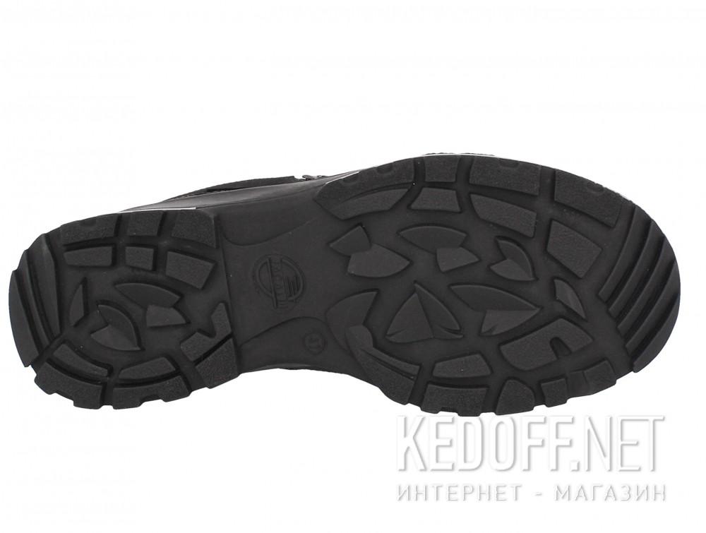 Оригинальные Мужские ботинки Forester 3696-V32   (чёрный)