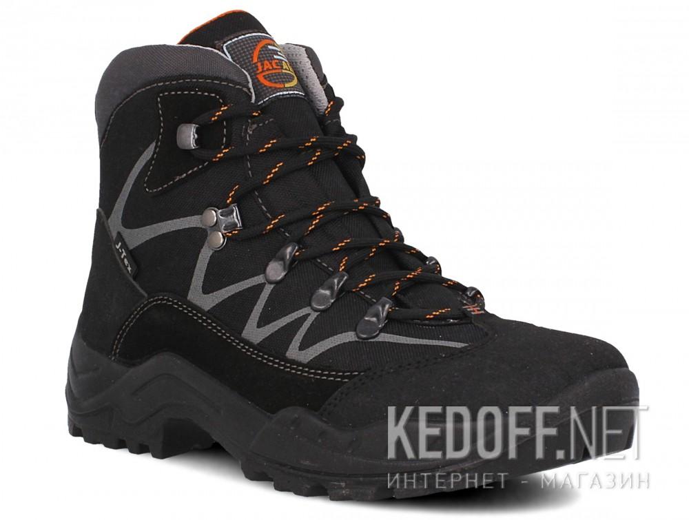Купить Мужские ботинки Forester 3696-V32   (чёрный)