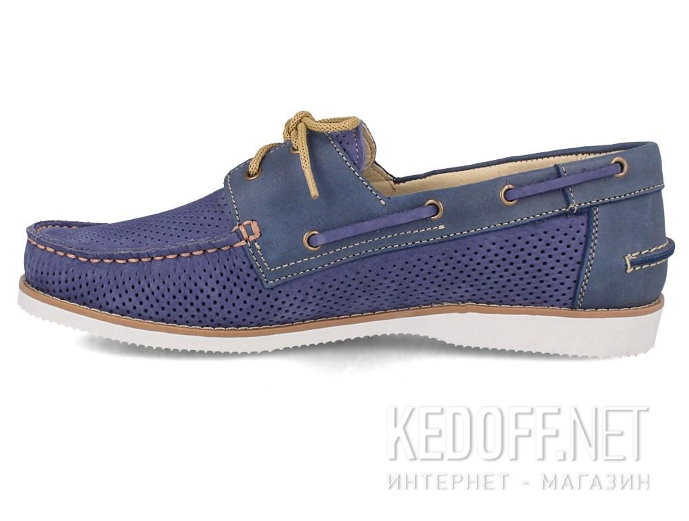 Мужские топсайдеры Forester 4012-4042   (синий) купить Киев