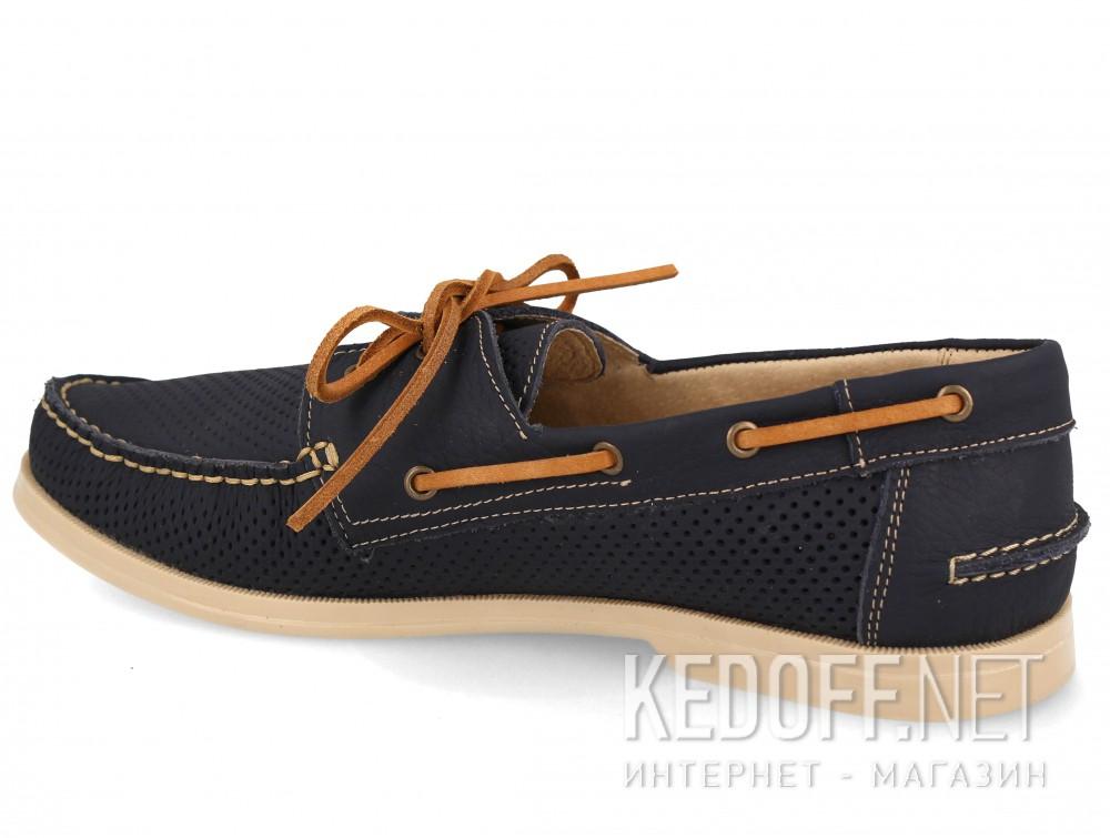 Мужские топсайдеры Forester 4055-89   (тёмно-синий) купить Украина