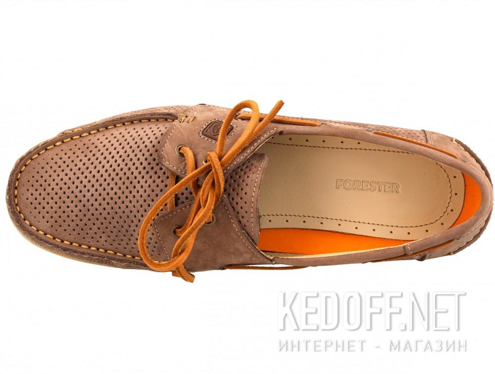 Мужские топсайдеры Forester 4067-18   (бежевый) купить Киев