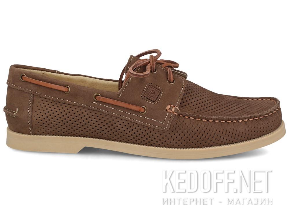 Мужские топсайдеры Forester 4067-181   (бежевый) купить Украина