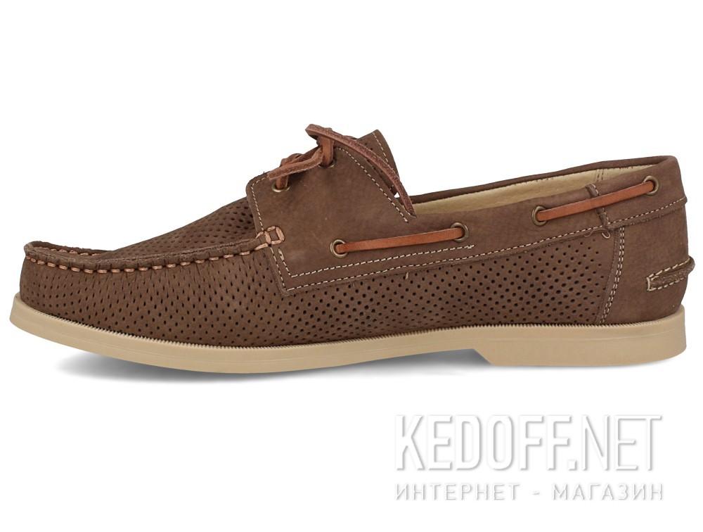 Мужские топсайдеры Forester 4067-181   (бежевый) купить Киев