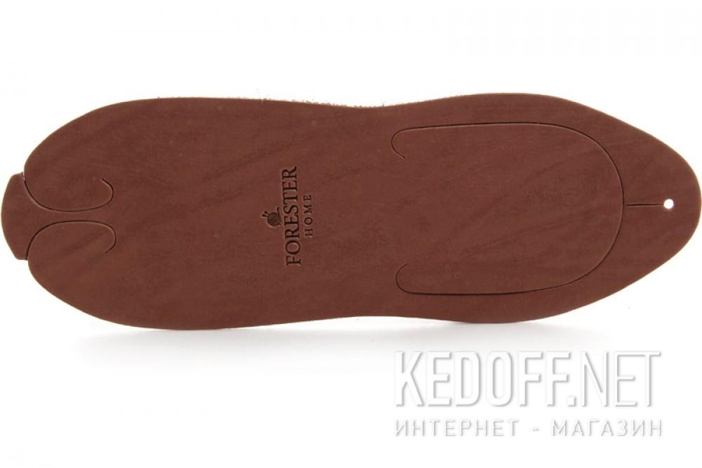 Мужские домашние тапочки Forester Home 4172-5   (бежевый) купить Украина