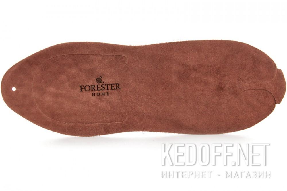 Мужские домашние тапочки Forester Home 4172-5   (бежевый) купить Киев
